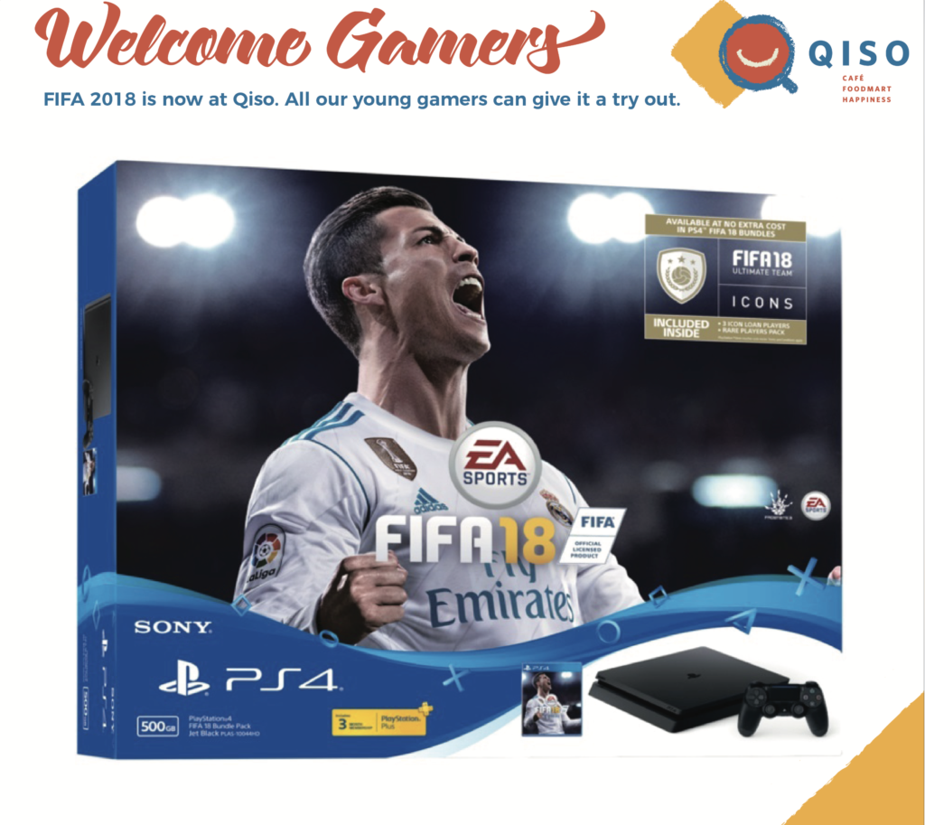 Ps4Games now at Qiso